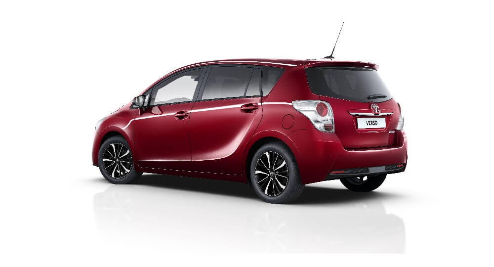 verso models amp features frf toyota haverfordwest